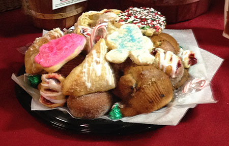 Boggio's Pastry Trays